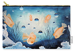 Picses Carry-all Pouch by Dianna Lewis