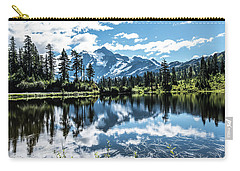 Picture Lake Carry-all Pouch