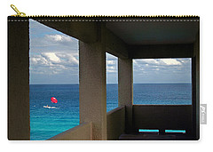 Picture Windows Carry-all Pouch