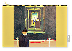 Pictures At An Exhibition Carry-all Pouch by Thomas Blood