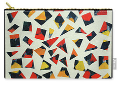 Pieces Of Art Carry-all Pouch