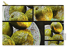 Pieces Of Lime Collage Carry-all Pouch