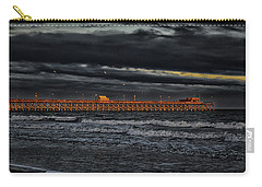 Pier Into Darkness Carry-all Pouch