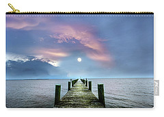 Pier To The Moon Carry-all Pouch