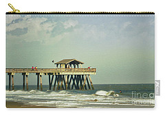 Pier Tybee Island Carry-all Pouch