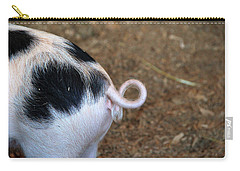 Pig Tail Carry-all Pouch