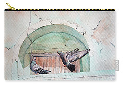 Pigeon Perch Carry-all Pouch
