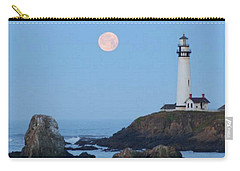 Pigeon Point At Moonset Carry-all Pouch