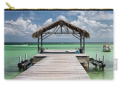 Pigeon Point, Tobago#pigeonpoint Carry-all Pouch