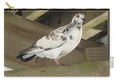 Pigeon Under Daytona Beach Pier  Carry-all Pouch