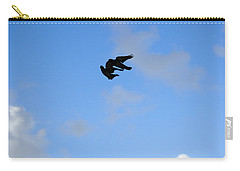 Pigeons Shadow Carry-all Pouch