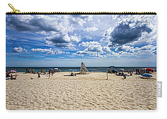 Pike's Beach Typical Summer Day Carry-all Pouch
