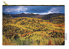 Pikes Peak Autumn Carry-all Pouch