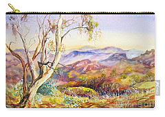 Pilbara, Hamersley Range, Western Australia. Carry-all Pouch