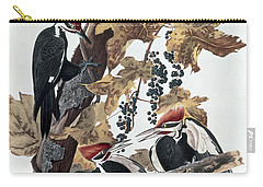 Pileated Woodpeckers Carry-all Pouch