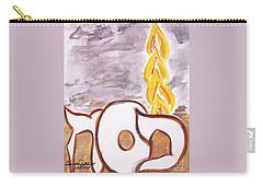 Pillar Of Fire Carry-all Pouch