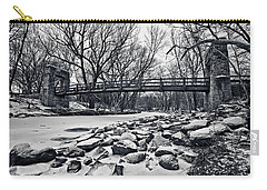 Pillars On The Shore Carry-all Pouch