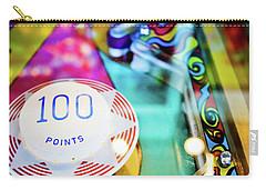 Pinball Art - Clown Carry-all Pouch