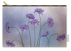 Carry-all Pouch featuring the photograph Pincushion #3 by Rebecca Cozart