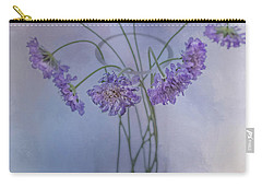 Carry-all Pouch featuring the photograph Pincushion #5 by Rebecca Cozart