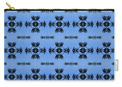 Pine Branches Abstract Carry-all Pouch