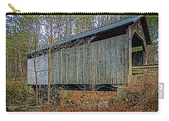 Pine Brook Bridge Carry-all Pouch