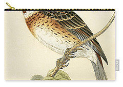 Pine Bunting Carry-all Pouch