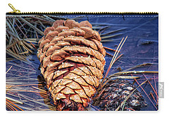 Pine Cone Carry-all Pouch