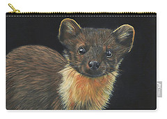 Pine Marten Carry-all Pouch