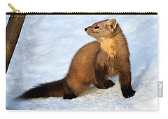 Pine Martin Carry-all Pouch by Gary Hall