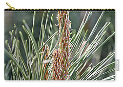 Pine Shoots Carry-all Pouch