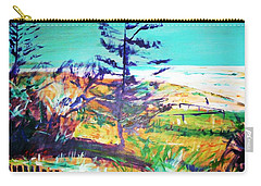 Pine Tree Pandanus Carry-all Pouch