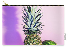 Pineapple And Watermelon Carry-all Pouch