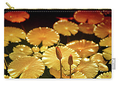 Pineapple Pond Carry-all Pouch