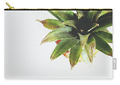 Pineapple Top 2- Art By Linda Woods Carry-all Pouch
