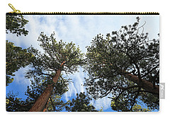 Pines In The Sky Carry-all Pouch