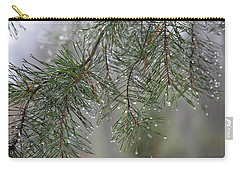 Pines Of Winter Carry-all Pouch