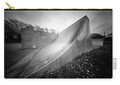 Carry-all Pouch featuring the photograph Pinhole Ramp by Will Gudgeon