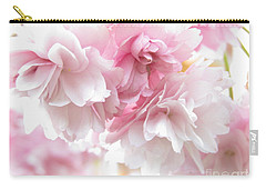 Pink April Carry-all Pouch