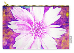 Pink Bloom Carry-all Pouch