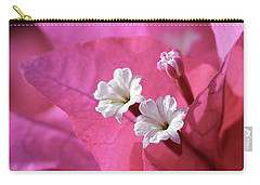 Pink Bougainvillea 2 Carry-all Pouch