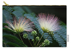 Pink Mimosa  Carry-all Pouch