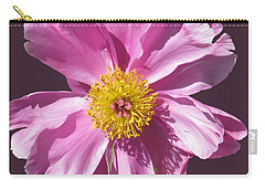 Pink Burst Carry-all Pouch