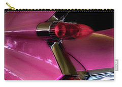 Pink Cadillac Carry-all Pouch by Trey Foerster