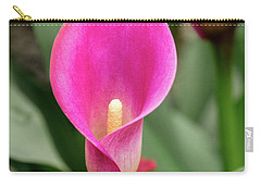 Pink Calla Carry-all Pouch