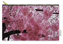 Pink Canopy Carry-all Pouch