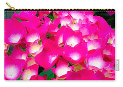 Pink Cascade Carry-all Pouch