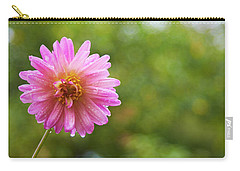 Pink Dahlia 1 Carry-all Pouch