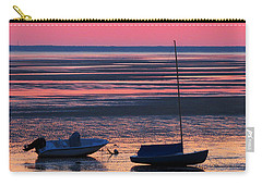 Pink Dawn Carry-all Pouch by Dianne Cowen