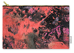 Pink Explosion Carry-all Pouch